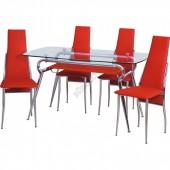 7001A-Bürocci Masa Sandalye Takımı