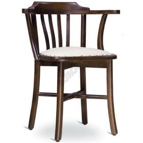 5018B-Bürocci Ahşap Sandalye
