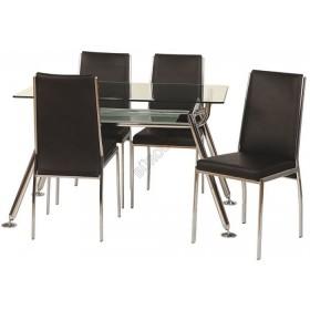 7001B-Bürocci Masa Sandalye Takımı