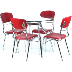 7999A-Bürocci Masa Sandalye Takımı