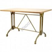 9690H-Bürocci Cafe Masası