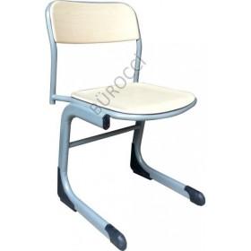 8802R-Bürocci Okul Sandalyesi