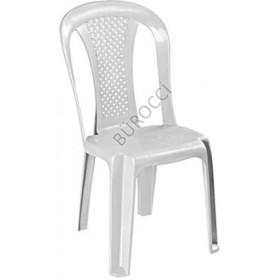 2138C-Bürocci Plastik Sandalye