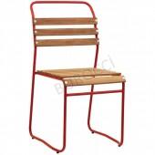 2223R-Bürocci Metal Sandalye - Sandalye Grubu - Bürocci