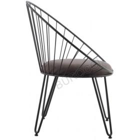 2247R-Bürocci Metal Sandalye