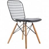 2256N-Bürocci Metal Sandalye