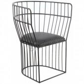 2260Q-Bürocci Metal Koltuk - Sandalye Grubu - Bürocci-2