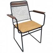 2264Q-Bürocci Metal Koltuk - Sandalye Grubu - Bürocci