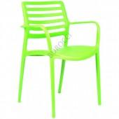 2112A-Bürocci Plastik Sandalye - Sandalye Grubu - Bürocci-2