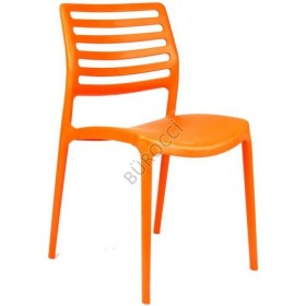 2112B-Bürocci Plastik Sandalye