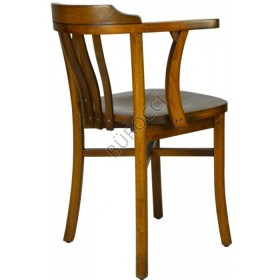 5018A-Bürocci Ahşap Sandalye