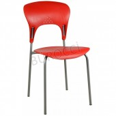 2114A-Bürocci Plastik Sandalye - Sandalye Grubu - Bürocci