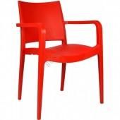 2116A-Bürocci Plastik Sandalye