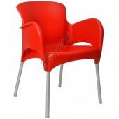 2118A-Bürocci Plastik Sandalye