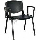 2066Q-Bürocci Kollu Form Sandalye