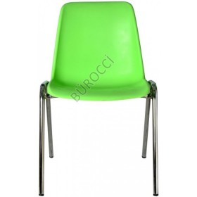 2120A-Bürocci Plastik Sandalye