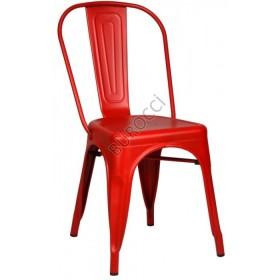 7030R-Bürocci Tolix Metal Sandalye