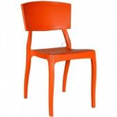 2125A-Bürocci Plastik Sandalye