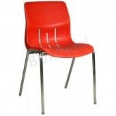 2127P-Bürocci Plastik Sandalye - Sandalye Grubu - Bürocci-2