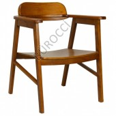 5051B-Bürocci Ahşap Sandalye - Sandalye Grubu - Bürocci-2