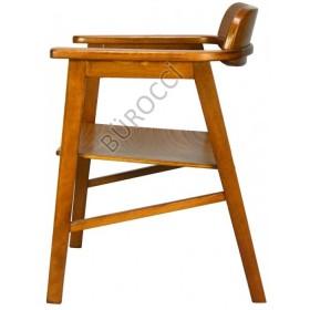 5051B-Bürocci Ahşap Sandalye