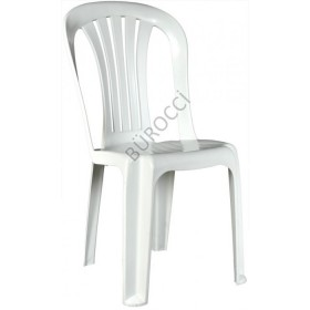 2138A-Bürocci Plastik Sandalye