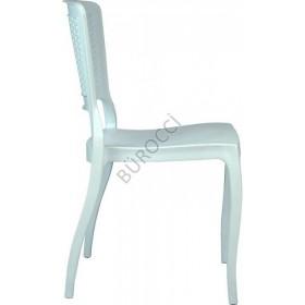 2113B-Bürocci Plastik Sandalye