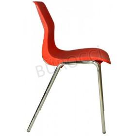 2127P-Bürocci Plastik Sandalye