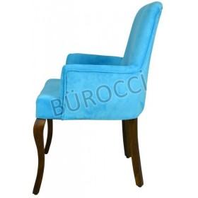 5061A-Bürocci Ahşap Sandalye