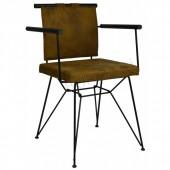 2231Q-Bürocci Metal Sandalye - Sandalye Grubu - Bürocci-2