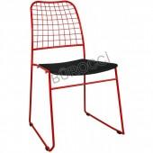 2232R-Bürocci Metal Sandalye