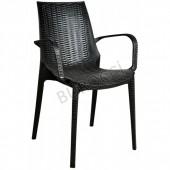 2166A-Bürocci Plastik Sandalye