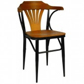 5082A-Bürocci Ahşap Sandalye - Sandalye Grubu - Bürocci-2