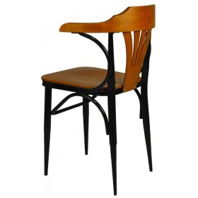 5082A-Bürocci Ahşap Sandalye