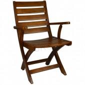 5102A-Bürocci Ahşap Katlanır Sandalye - Sandalye Grubu - Bürocci-2