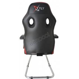 1511V-XFly Oyuncu Koltuğu - İnternet Cafelere Özel